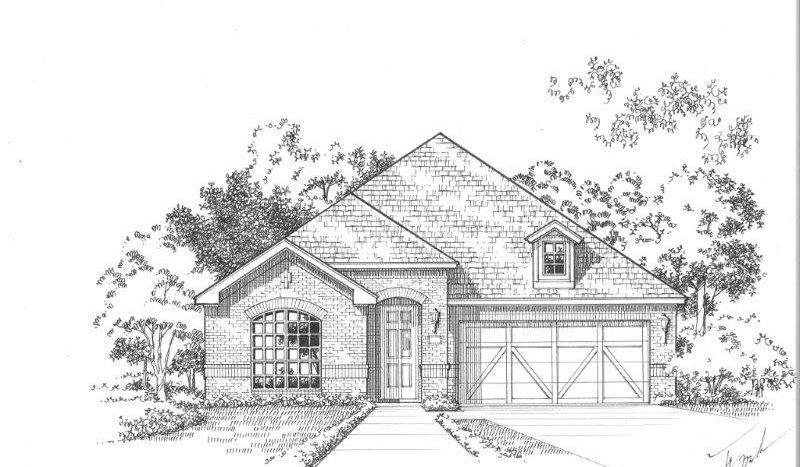 American Legend Homes Wildridge:Wildridge - 60s subdivision  Oak Point TX 75068