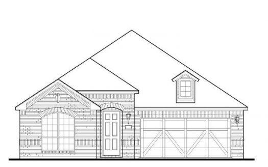 American Legend Homes Wildridge:Wildridge - 50s subdivision  Oak Point TX 75068
