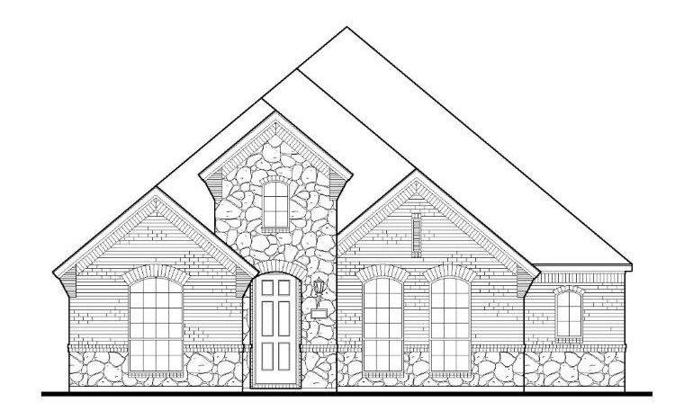 American Legend Homes The Grove Frisco - 55s subdivision  Frisco TX 75035