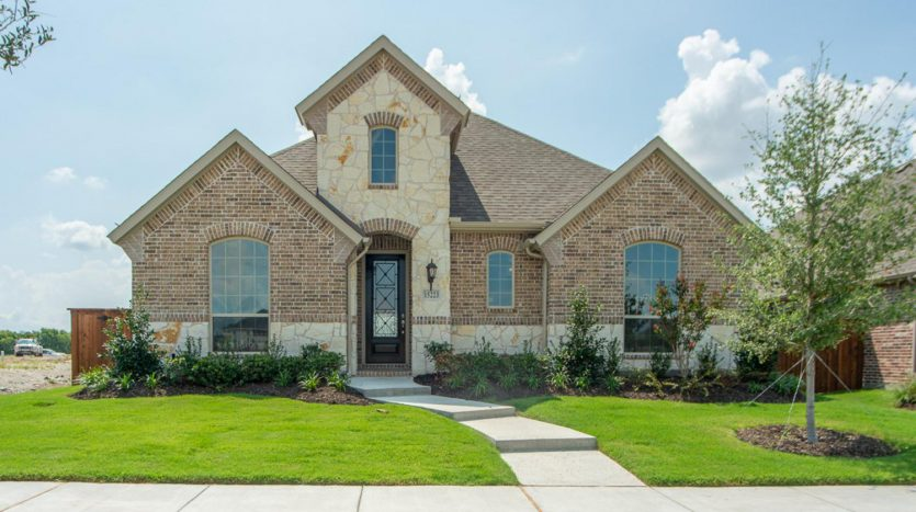 American Legend Homes The Grove Frisco - 55s subdivision  Frisco TX 75035