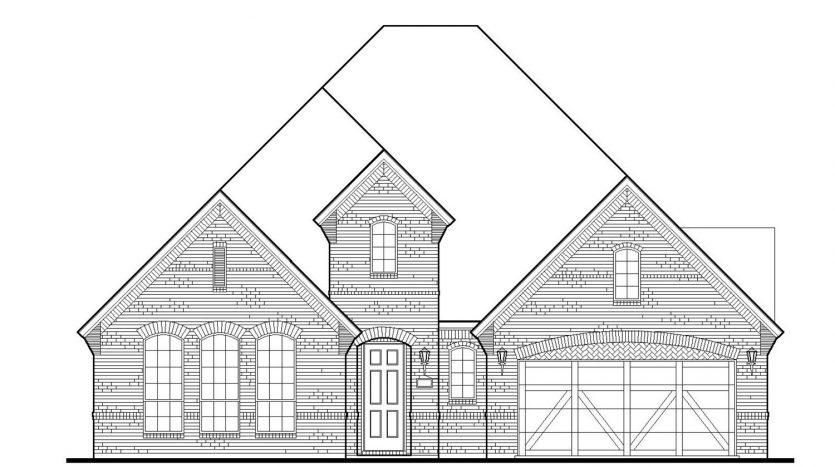 American Legend Homes The Grove Frisco - 65s subdivision  Frisco TX 75035