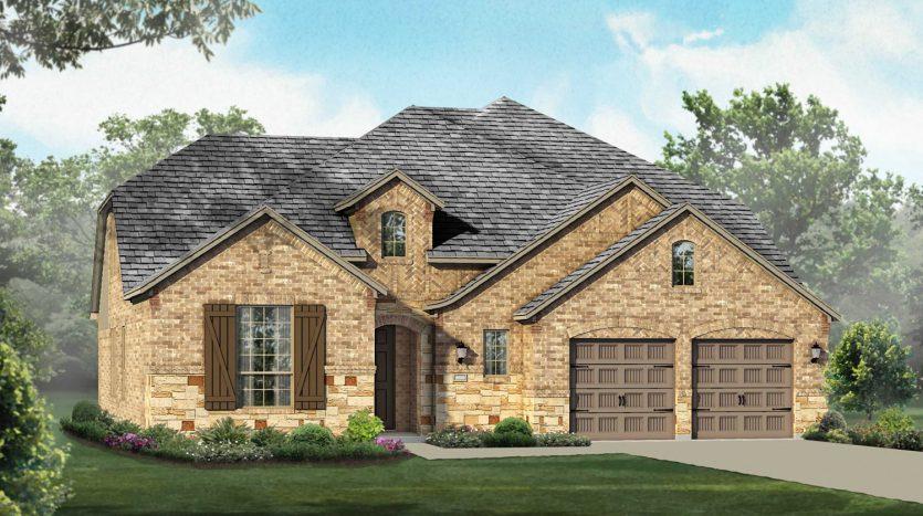 Highland Homes Wildridge:Wildridge: 60ft. lots subdivision  Oak Point TX 75068