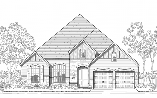 Highland Homes Timber Creek: 60ft. lots subdivision  McKinney TX 75071