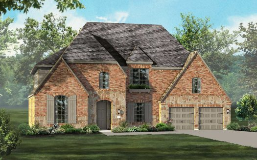 Highland Homes Wildridge:Wildridge: 70ft. lots subdivision  Oak Point TX 75068