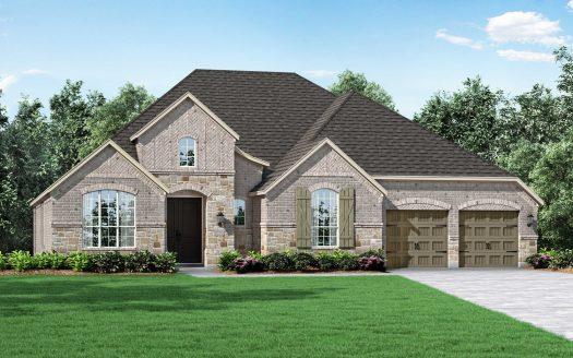 Highland Homes The Grove Frisco subdivision  Frisco TX 75035