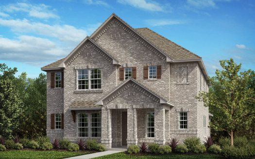 KB Home Retreat at Stonebriar subdivision  Frisco TX 75035