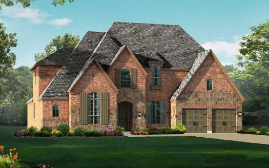 Highland Homes Edgestone at Legacy subdivision  Frisco TX 75034