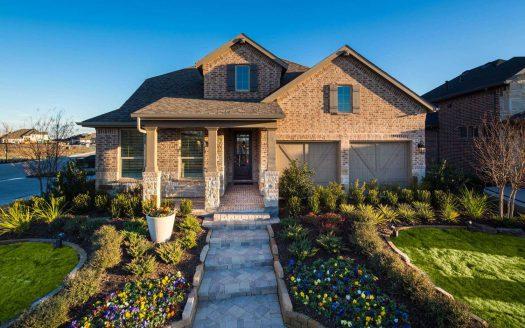 Highland Homes Union Park: 50ft. lots subdivision 4812 Union Park Blvd East Aubrey TX 76227