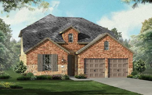 Highland Homes Union Park: 50ft. lots subdivision  Aubrey TX 76227