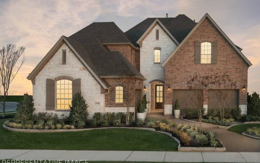 American Legend Homes The Grove Frisco - 65s subdivision  Frisco TX 75035