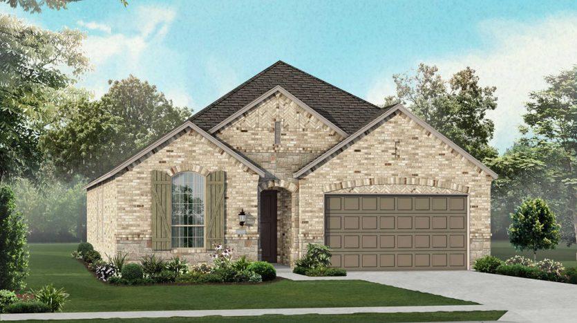 Highland Homes Light Farms: Sage subdivision  Celina TX 75009
