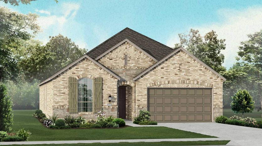 Highland Homes Sandbrock Ranch: 50ft. lots subdivision  Aubrey TX 76227