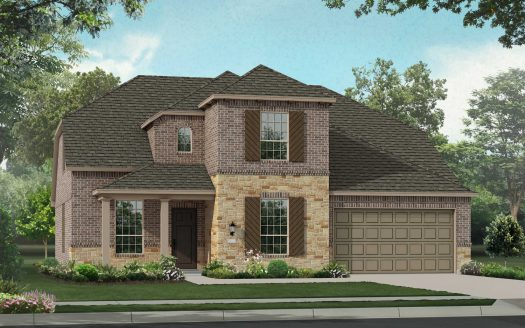 Plan Chesterfield Highland Homes 4 Bedrooms 3 Baths