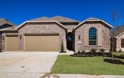 Highland Homes Arrowbrooke: 60ft. lots subdivision 1901 Drover Creek Road Aubrey TX 76227