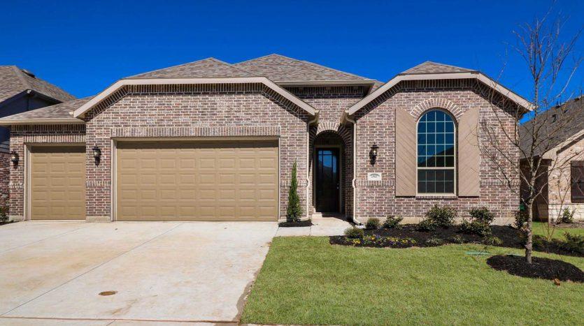 Highland Homes Arrowbrooke: 60ft. lots subdivision 1901 Drover Creek Road Aubrey TX 76227
