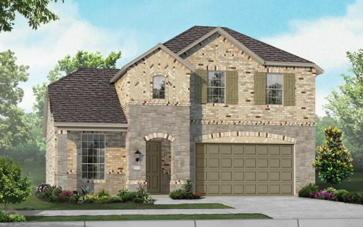 Highland Homes Paloma Creek subdivision  Little Elm TX 75068
