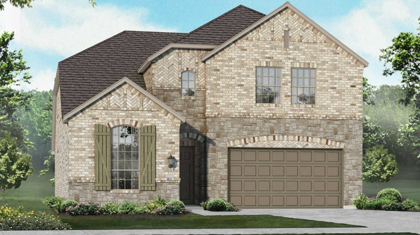 Highland Homes Arrowbrooke: 50ft. lots subdivision  Aubrey TX 76227