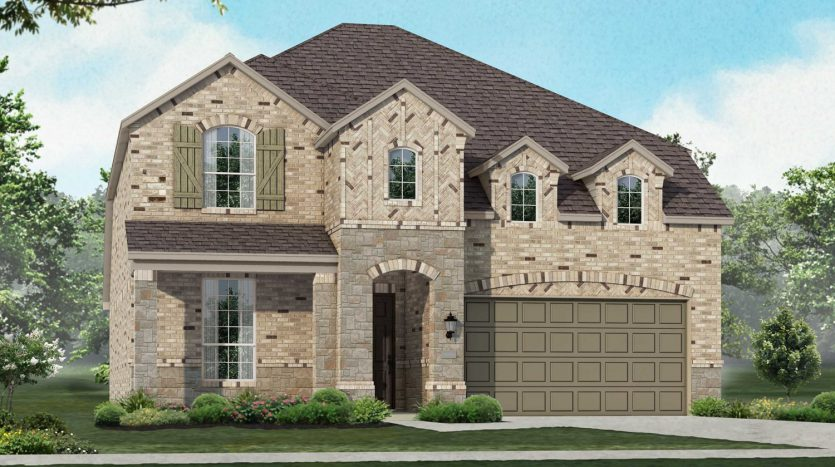 Highland Homes Glen Crossing: 50ft. lots subdivision  Celina TX 75009