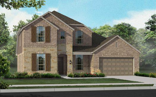 Highland Homes Glen Crossing: 60ft. lots subdivision  Celina TX 75009
