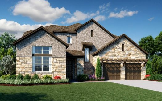 Ashton Woods Edgewood subdivision  Flower Mound TX 75028