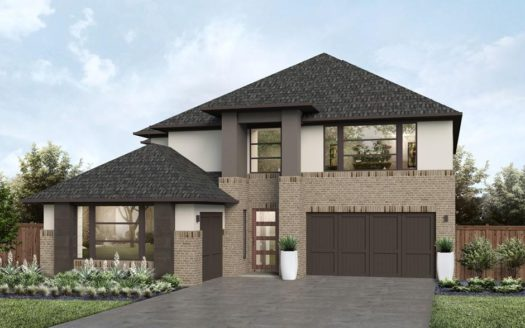 MainVue Homes Ridgeview Crossing subdivision 885 Newcastle Drive