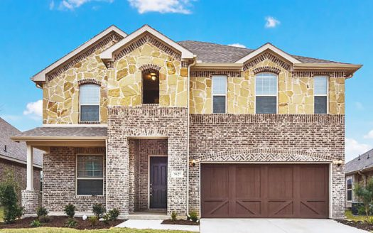 Impression Homes The Vineyards subdivision  McKinney TX 75070