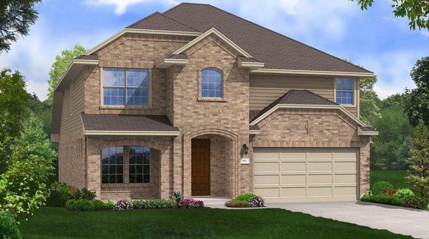 Gehan Homes Gateway Parks - Premier 60' Lots subdivision  Forney TX 75126