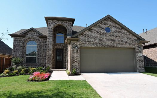 Chesmar Homes Dallas Willow Wood subdivision  McKinney TX 75071