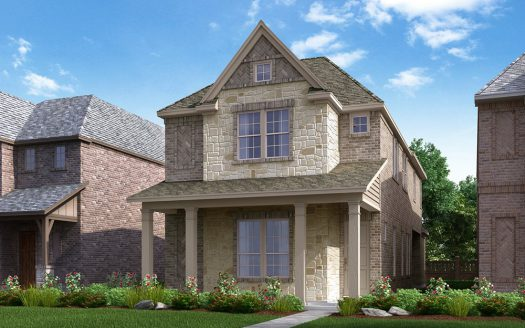 Normandy Homes Spicewood at Craig Ranch subdivision  McKinney TX 75070