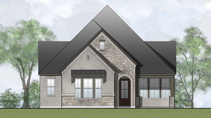 Drees Custom Homes The Grove Frisco subdivision  Frisco TX 75035