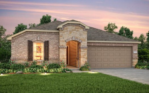 Pulte Homes Devonshire subdivision  Forney TX 75126