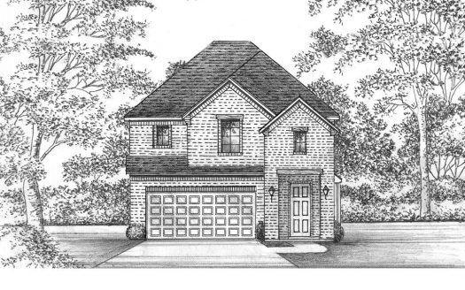 Saxony by Shaddock Homes Stonebridge Ranch - Melton Ridge subdivision  McKinney TX 75072