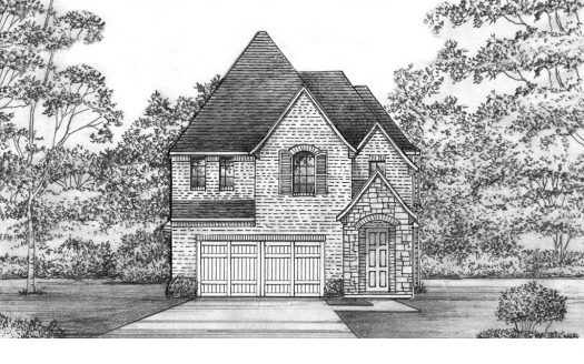 Saxony by Shaddock Homes Stonebridge Ranch - Melton Ridge subdivision  McKinney TX 75072