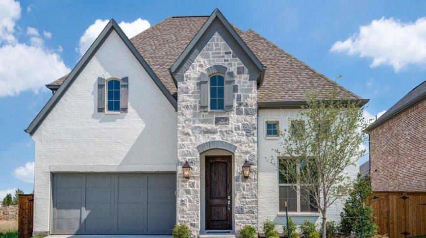 Shaddock Homes Estates at Shaddock Park subdivision  Frisco TX 75035