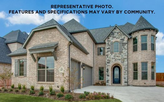 Shaddock Homes Lexington Country subdivision  Frisco TX 75035