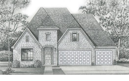 Saxony by Shaddock Homes Wilmeth Ridge subdivision 3301 Wycliff Avenue McKinney TX 75071