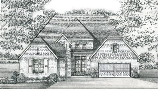 Shaddock Homes Edgestone at Legacy subdivision  Frisco TX 75034