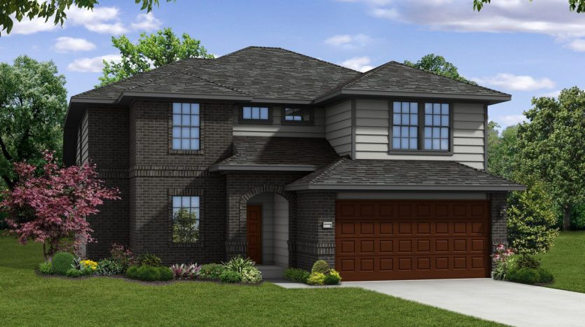 CastleRock Communities Savannah subdivision 1425 Sea Island Rd. Aubrey TX 76227
