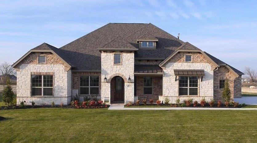 Chesmar Homes Dallas Southridge Estates subdivision  Allen TX 75002