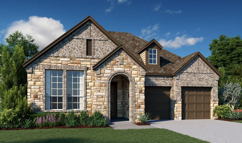 Ashton Woods University Place subdivision  Dallas TX 75252
