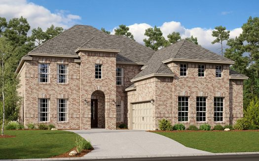 Village Builders Canyon Falls subdivision  Argyle TX 76226
