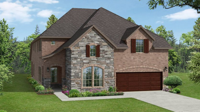 Normandy Homes Watters Branch subdivision  McKinney TX 75070