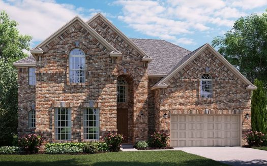 Lennar Estates at Rockhill subdivision  Little Elm TX 75068