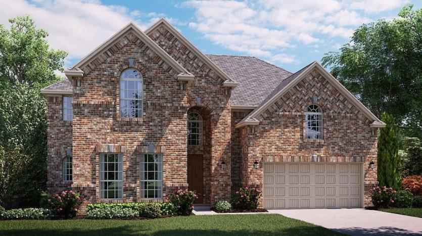 Lennar Estates at Rockhill subdivision  Little Elm TX 75068