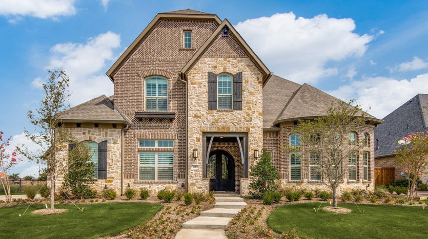 Village Builders Phillips Creek Ranch 90' subdivision  Frisco TX 75034