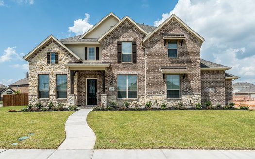 Chesmar Homes Dallas The Preserve subdivision  Rockwall TX 75087