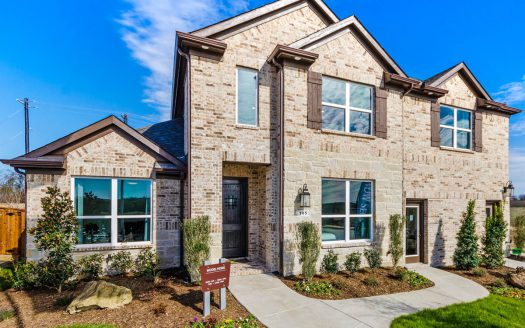Landon Homes Lexington Country Heritage Series subdivision  Frisco TX 75035