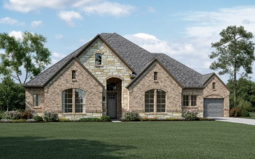 K. Hovnanian® Homes Bluff Creek Estates subdivision  Murphy TX 75094