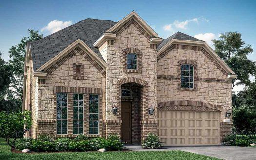 Lennar University Place subdivision  Dallas TX 75252