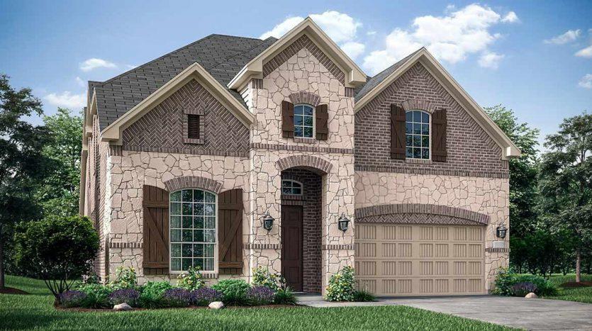 Village Builders Wells Park subdivision  Plano TX 75023